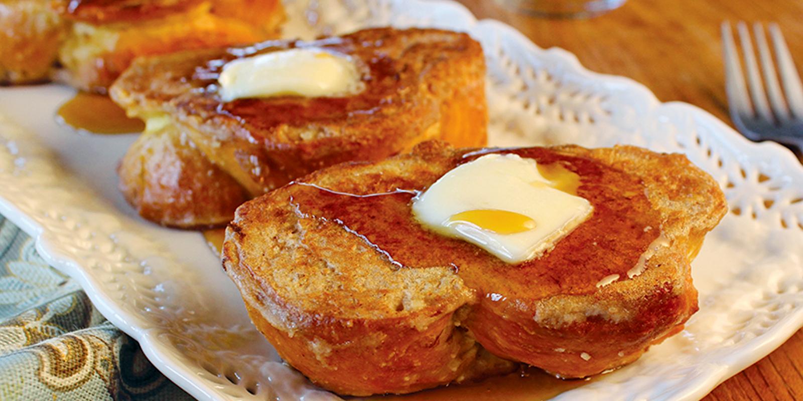 Moreish French Toast